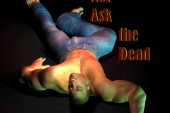 "Promotional image for the ""dare not ask the dead"" Navajo proverb."